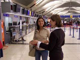 Expert'air votre partenaire pour l'accueil de vos passagers en aéroport partout en France